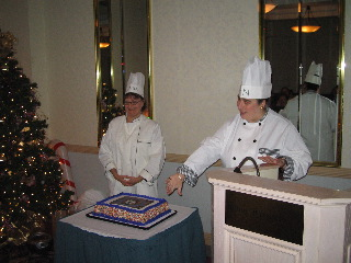 Iron Chef Holiday Party