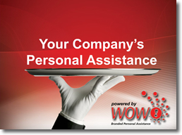 WOW Personal Assistance Card